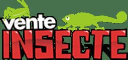 Vente d'insectes vivants pour nourriture reptile – Grillons – Criquets – Blattes